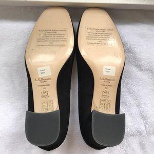 LK Bennett Shoes - LK Bennett Nimah black low block heel pump, 36 (6)